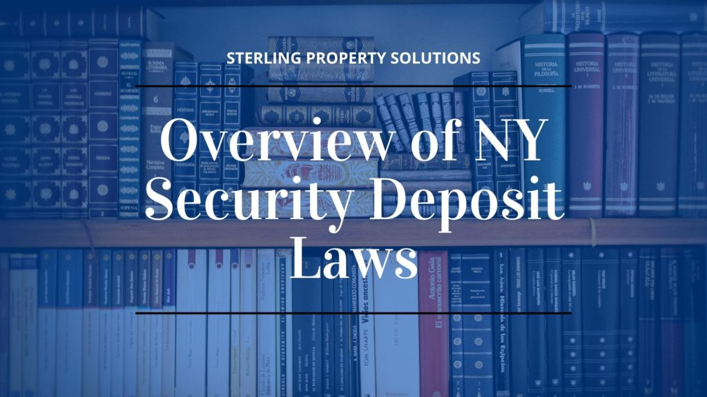 Overview of New York Security Deposit