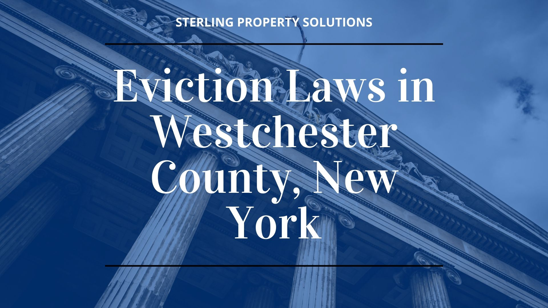 eviction laws Westchester ny