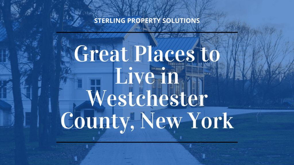 best towns in westchester