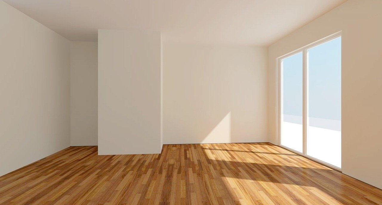 empty unfurnished apartment